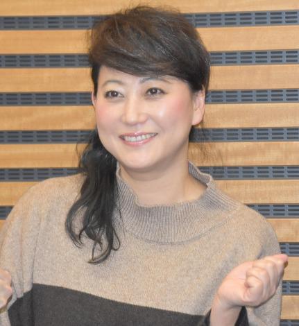 日本テレビ系バラエティー特番『有吉の壁』の第9弾に出演する友近 (C)ORICON NewS inc.