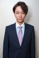 第1話ゲストの浅香航大(C)「オー・マイ・ジャンプ!」製作委員会