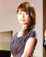 『第30回日刊スポーツ映画大賞・石原裕次郎賞』授賞式に出席した有村架純 (C)ORICON NewS inc.