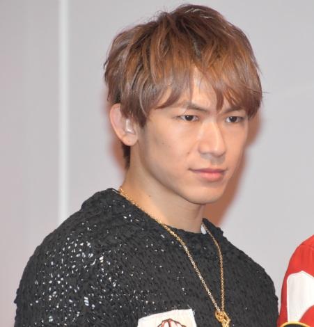 『第68回NHK紅白歌合戦』のリハーサルに参加した三代目 J Soul Brothers・NAOTO (C)ORICON NewS inc.