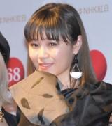 『第68回NHK紅白歌合戦』のリハーサルに参加したE-girls・鷲尾伶菜 (C)ORICON NewS inc.