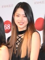 『第68回NHK紅白歌合戦』のリハーサルに参加したE-girls・武部柚那 (C)ORICON NewS inc.