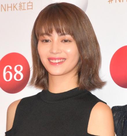 『第68回NHK紅白歌合戦』のリハーサルに参加したE-girls・楓 (C)ORICON NewS inc.