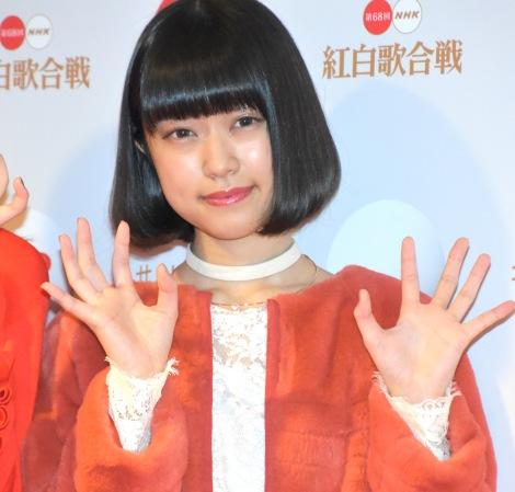 『第68回NHK紅白歌合戦』のリハーサルに参加したLittle Glee Monster・アサヒ (C)ORICON NewS inc.