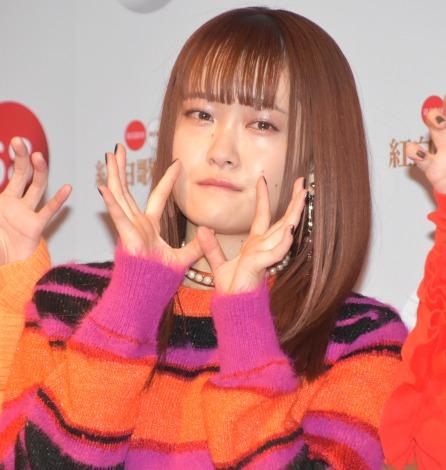 『第68回NHK紅白歌合戦』のリハーサルに参加したLittle Glee Monster・芹奈 (C)ORICON NewS inc.