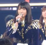 『第68回NHK紅白歌合戦』のリハーサルに参加したAKB48・横山由依 (C)ORICON NewS inc.