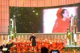 美空ひばりさんの遺品を身に着け「人生一路」を熱唱する市川由紀乃=『第68回NHK紅白歌合戦』のリハーサル (C)ORICON NewS inc.