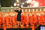 『第68回NHK紅白歌合戦』のリハーサルに参加した市川由紀乃 (C)ORICON NewS inc.