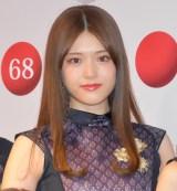 『第68回NHK紅白歌合戦』のリハーサルに参加した乃木坂46・松村沙友理 (C)ORICON NewS inc.