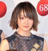 『第68回NHK紅白歌合戦』のリハーサルに参加した乃木坂46・生駒里奈 (C)ORICON NewS inc.