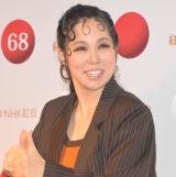 『第68回NHK紅白歌合戦』のリハーサルに参加したAI (C)ORICON NewS inc.