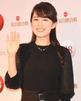 『第68回NHK紅白歌合戦』のリハーサルに参加した丘みどり (C)ORICON NewS inc.