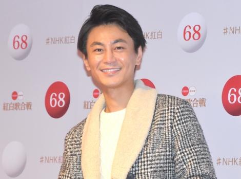 『第68回NHK紅白歌合戦』のリハーサルに参加した氷川きよし(C)ORICON NewS inc.