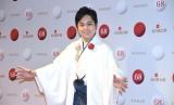『第68回NHK紅白歌合戦』のリハーサルに参加した三山ひろし (C)ORICON NewS inc.