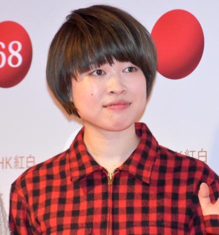 『第68回NHK紅白歌合戦』のリハーサルに参加したSHISHAMO・吉川美冴貴 (C)ORICON NewS inc.