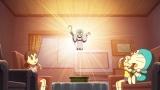 1月7日放送、テレビ朝日系『ドラえもんクレヨンしんちゃん2018年冬のアニメ祭り』「神さまロボットに愛の手を!」より(C)藤子プロ・小学館・テレビ朝日・シンエイ・ADK