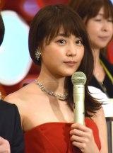 『第68回NHK紅白歌合戦』リハーサル3日目に参加した有村架純 (C)ORICON NewS inc.