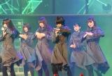 『第68回NHK紅白歌合戦』で「不協和音」を披露した欅坂46 (C)ORICON NewS inc.