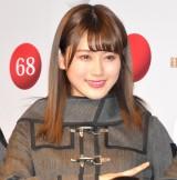 『第68回NHK紅白歌合戦』のリハーサルに参加した欅坂46・守屋茜 (C)ORICON NewS inc.