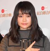 『第68回NHK紅白歌合戦』のリハーサルに参加した欅坂46・石森虹花 (C)ORICON NewS inc.