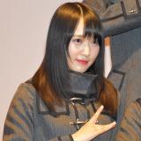 『第68回NHK紅白歌合戦』のリハーサルに参加した欅坂46・菅井友香 (C)ORICON NewS inc.