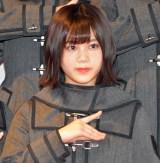 『第68回NHK紅白歌合戦』のリハーサルに参加した欅坂46・尾関梨香 (C)ORICON NewS inc.
