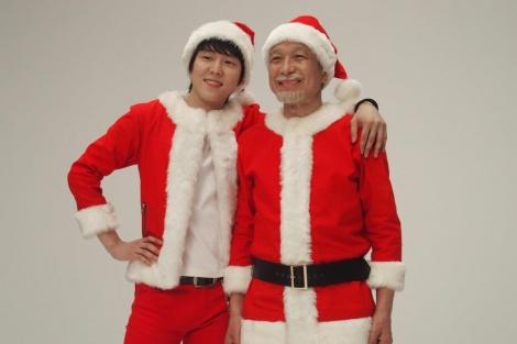 小日向文世&息子の星一が親子初共演 撮影終え「ほっとしています」 | ORICON NEWS