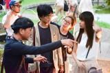 真剣な表情の岩田剛典 (C)2018映画「去年の冬、きみと別れ」製作委員会