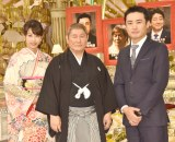 (左から)加藤綾子アナウンサー、ビートたけし、劇団ひとり (C)ORICON NewS inc.