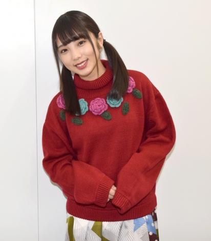 涙の理由を語った乃木坂46・与田祐希 (C)ORICON NewS inc.