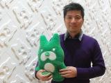 AbemaTV初のオリジナルドラマの狙いを語った藤田晋・代表取締役社長 (C)ORICON NewS inc.