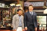1月2日放送、カンテレ・フジテレビ系お正月特番『新春大売り出し!さんまのまんま』田中将大が出演(C)カンテレ