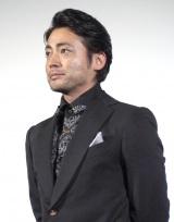 ショートフィルム『点』の上映会に出席した山田孝之 (C)ORICON NewS inc.