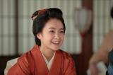 NHK連続テレビ小説『わろてんか』でヒロインの北村てんを演じる葵わかな (C)NHK