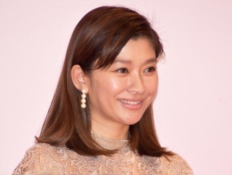 映画『北の桜守』完成披露会見に出席した篠原涼子 (C)ORICON NewS inc.