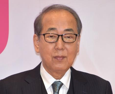 映画『北の桜守』完成披露会見に出席した岸部一徳 (C)ORICON NewS inc.