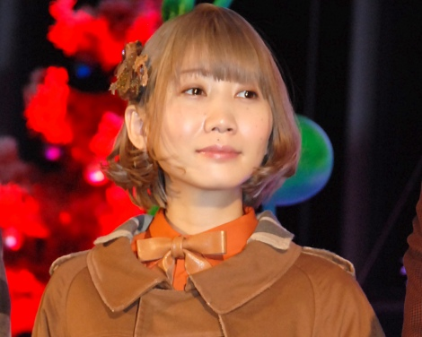 サムネイル 妊娠を発表したSEKAI NO OWARIのSaori (C)ORICON NewS inc.