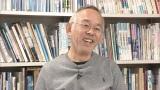 5日放送の日本テレビ系朝の情報番組『ZIP!』でインタビューに応じた鈴木敏夫 (C)日本テレビ