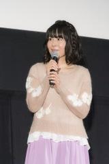 木之本桜役の丹下桜(C)ワーナー ブラザース ジャパン合同会社