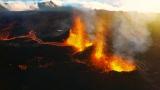 インド洋のレユニオン島では、世界一活発な火山の噴火に大接近