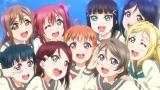 TVアニメ『ラブライブ!サンシャイン!!』の完全新作となる劇場版の制作が決定(C)2017 プロジェクトラブライブ!サンシャイン!!