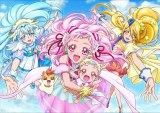 プリキュアシリーズ15周年! 15作目『HUGっと!プリキュア』2月4日スタート(C)ABC-A・東映アニメーション