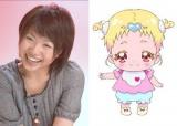 ハリーと共にプリキュアのもとにやってきた不思議な赤ちゃんのはぐたん役は多田(ただ)このみ(C)ABC-A・東映アニメーション