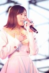 ソロ曲やラブ・クレッシェンドの新曲なども披露した松井珠理奈