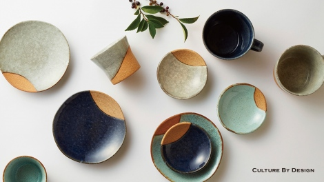 サムネイル ライフスタイル雑貨ブランド『CULTURE BY DESIGN』 食卓を華やかに彩るうつわ達