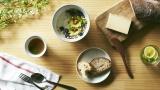 BREEZE SERIES(ブリーズシリーズ)ひとつひとつ手で描かれた刷毛目のグラデーションが美しい食器(どんぶり/タンブラ/プレート)