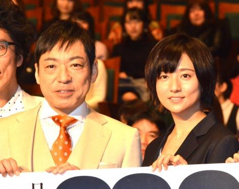 TBS系連続ドラマ日曜劇場『99.9-刑事専門弁護士- SEASONII』制作発表会見に出席した(左から)香川照之、木村文乃 (C)ORICON NewS inc.