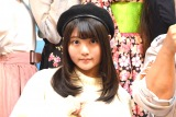 FRESH!公開生放送『アイドルにさせといて!』に出演した河上英里子(A応P ZERO) (C)ORICON NewS inc.