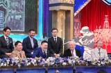 1月8日放送、テレビ朝日系『ファン1万人がガチで投票! プロ野球総選挙』(C)テレビ朝日