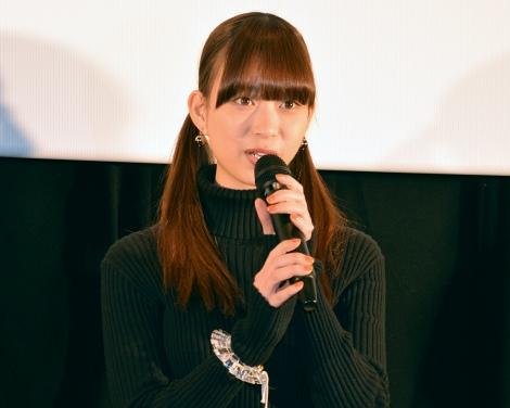 MBS・TBSドラマ『賭ケグルイ』に出演する森川葵 (C)ORICON NewS inc.